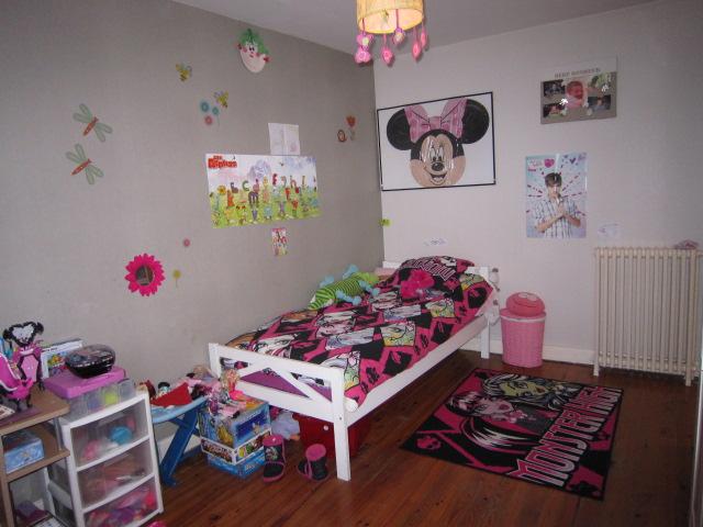 La chambre de la maison de Thiers.
